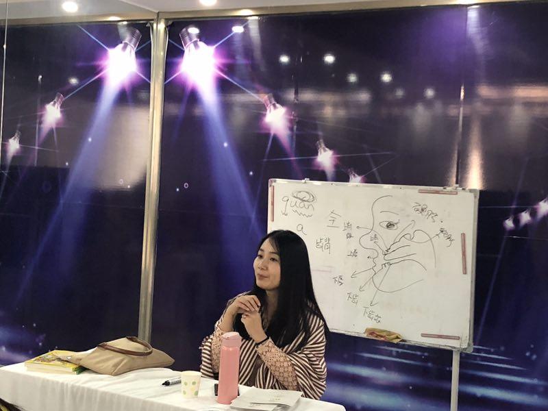 快讯:全国青少年语言表演艺术师资培训班在河南郑州开讲啦