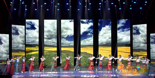 """2018""""魅力中国说"""" 《八月·高原·我和你》青海热梦科巴艺术团"""