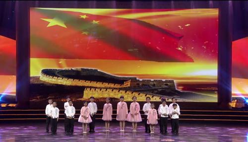 第十九届全国校园春节大联欢语言专场朗诵《读中国》