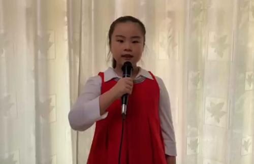 青岛蓝科语言 赵丁宏 《为你骄傲》