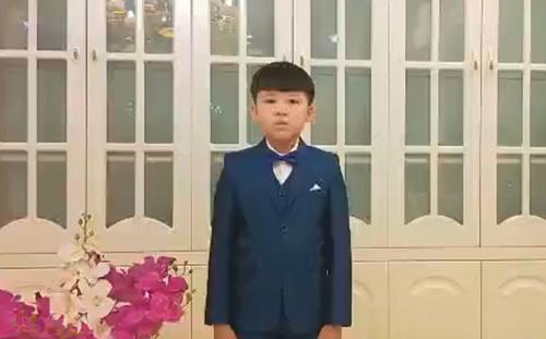 乐风艺术学校 王凯琪 《阻击 2020》